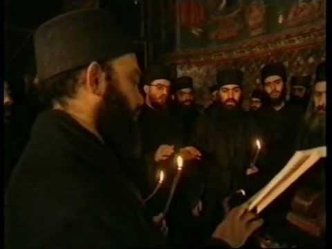 "MANASTIREA VATOPEDI – ""LUMINA CEA NEINSERATA"" (video)"