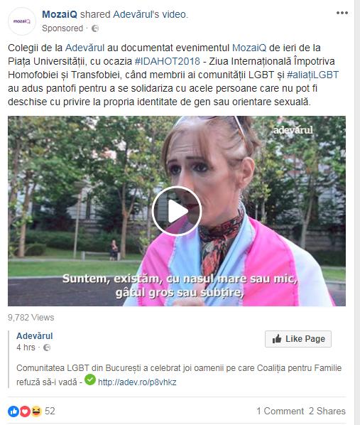 """Iohannis, CNCD si RAZBOIUL IMPOTRIVA LIBERTATII ROMÂNILOR/ Mega-afacerea stigmatizarii ONG-urilor crestine drept """"GRUPURI DE URA""""/ VIOLENTA ANTICRESTINA A ACTIVISTILOR HOMOSEXUALI/ Petiţie pentru desființarea Consiliul Naţional pentru Combaterea Discriminării!/ Cotidianul ADEVARUL in propaganda fatisa pro-LGBT"""