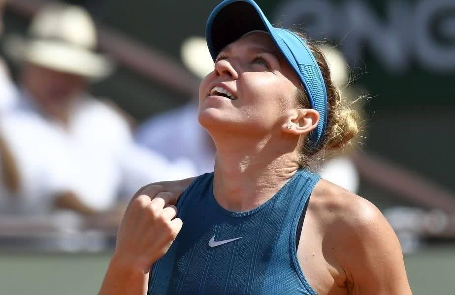 """SIMONA HALEP – PRIMUL GRAND SLAM, MODELUL DE LUPTA PANA LA CAPAT si MARTURISIREA CRUCII. Semnificatia victoriei istorice de la Roland Garros a sportivei, intamplata in aceeasi zi in care la Bucuresti defila PRIDE-ul LGBT: <i>""""Nu contează de câte ori cazi – contează că te ridici, din nou şi din nou""""</i>"""