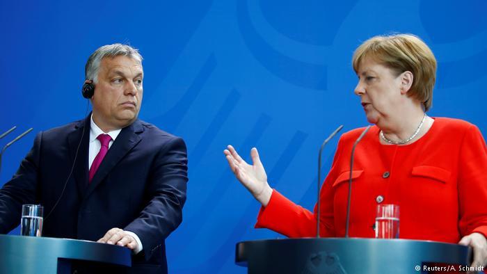 "VIKTORIA ORBANISMULUI ""ILIBERAL"" IN EUROPA? Angela Merkel renunta la politica imigrationista bazata pe cote si l-a invitat pe premierul Ungariei la Berlin/ REGIMUL CONTRAREVOLUTIONAR DE LA BUDAPESTA SI ""LEGILE ANTI-SOROS"""