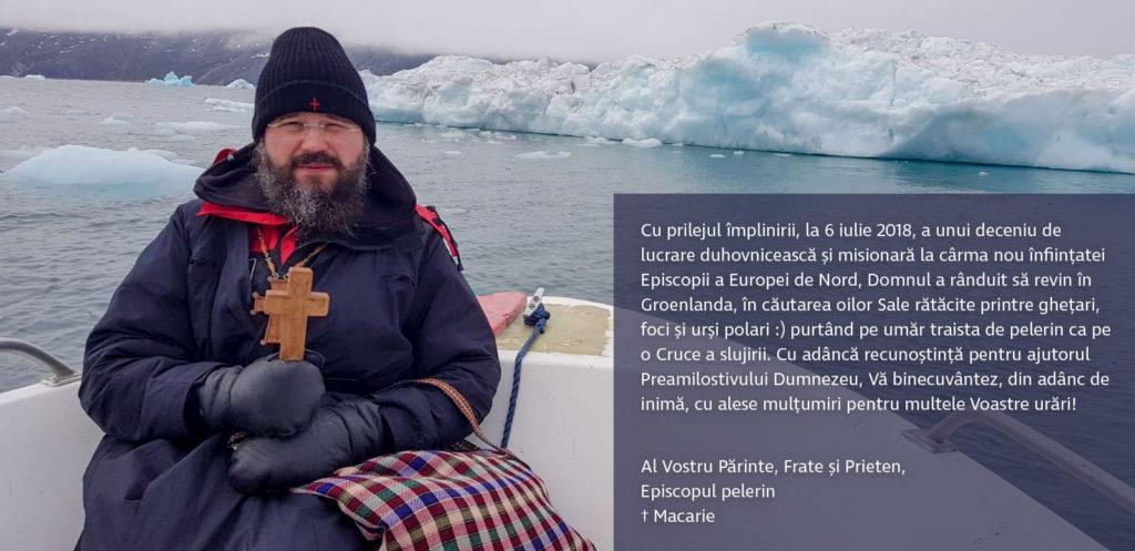IMPREUNA CU PS MACARIE, PRINTRE ESCHIMOSI – in Groenlanda si dincolo de Cercul Polar (VIDEO, text – cu GEORGE GRIGORIU si RAZVAN BUCUROIU)