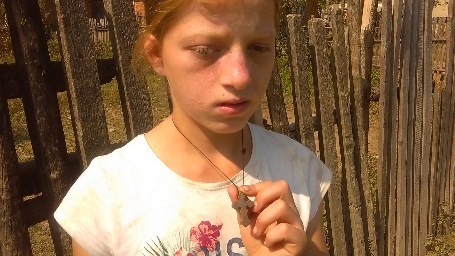 Mărturisirea credinței de către copiii volohi din Ucraina
