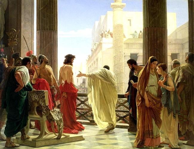 """GÂNDURI POST-REFERENDUM (1) – Un glas care strigă în pustie: <i>""""TĂVĂLUGUL VA ÎNCEPE SĂ VINĂ, căci boicotul de astăzi a deschis larg poarta stăpânitorului acestei lumi… Durerea este că strigăm și noi: """"PE BARABA, PE BARABA!"""" și cerem sângele lui Hristos asupra noastră și ASUPRA COPIILOR NOȘTRI… Avem """"șansa"""" acum să pășim în """"MINUNATA LUME NOUĂ""""""""</i>"""
