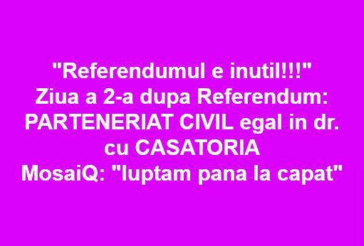 """PROIECTUL LEGISLATIV AL PARTENERIATULUI CIVIL prevede ACELEASI DREPTURI CA IN CASATORIE. Exceptie atacabila pentru discriminare: ADOPTIILE/ Organizatiile LGBT, sfidand propaganda despre """"INUTILITATEA"""" Referendumului, vor """"LUPTA PANA LA CAPAT"""" pentru """"DREPTURI EGALE"""" ale cuplurilor unisex/ </i> Adrian Coman, reprezentant LGBT, pe listele USR pentru Europarlamentare"""