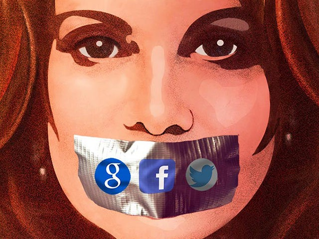 """<i>""""Cenzorul cel Bun""""</i> sau 1984 este… mâine? GOOGLE, FACEBOOK, TWITTER și YOUTUBE pregătesc CENZURA conținuturilor online incorecte politic, socotind că <i>""""idealul de LIBERĂ EXPRIMARE de la apariția internetului e o idee UTOPICĂ""""</i>"""