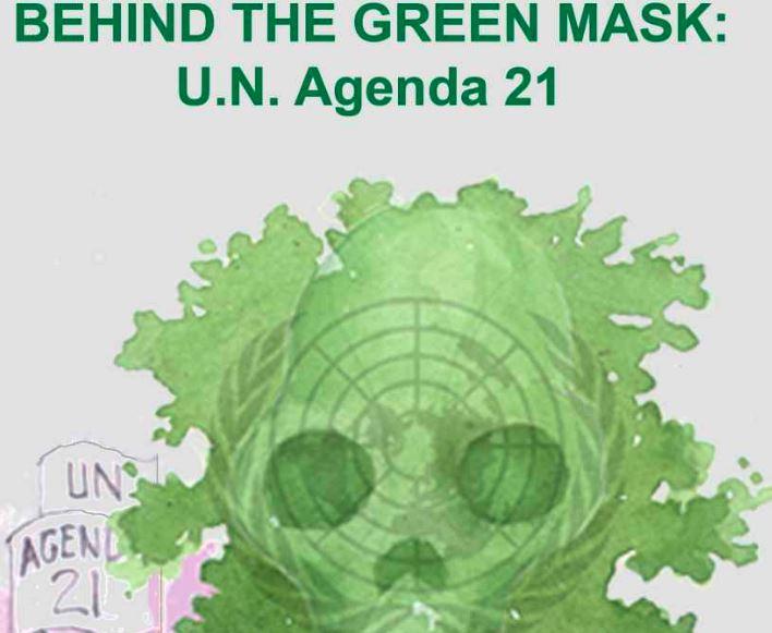 Ce se ascunde in spatele Agendei 21 a ONU? Scopul Agendei 21 este GUVERNUL MONDIAL și CONTROLUL de la un nivel central al întregii lumii