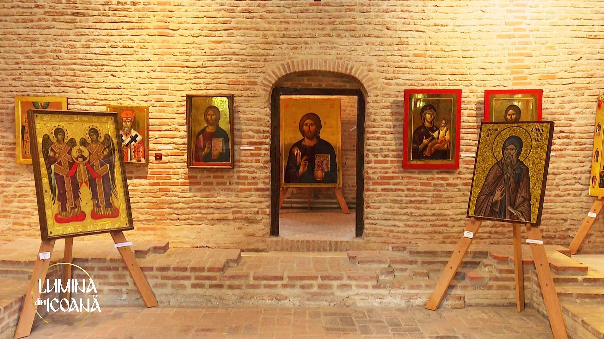 EXPOZITIA ANASTASIS. Ce inseamna icoana (bizantina) si cum trebuie sa fie iconarul? DE CE AVEM NEVOIE DE ICOANA? (reportaje video)