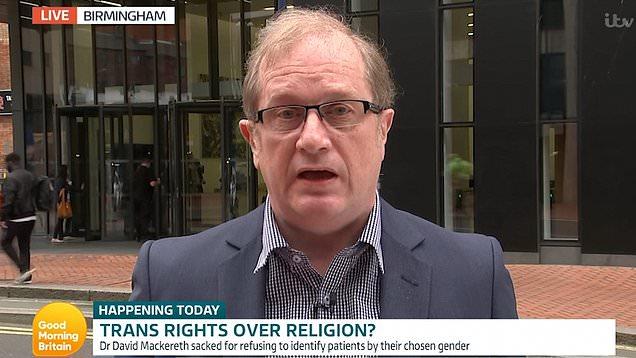 """CUM AJUNGE CREȘTINISMUL ÎN AFARA LEGII. Marea Britanie: medicul care a refuzat să spună """"doamnă"""" unui TRANSGENDER a pierdut procesul/ California: rezoluție care incrimnează """"GRUPURILE RELIGIOASE"""" care ar cauza stigmatizarea homosexualilor"""