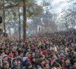 Zeci de mii de MIGRANȚI sunt aruncați de TURCIA către EUROPA, ca arma de ȘANTAJ a lui ERDOGAN. Asediu dramatic la granița cu GRECIA (FOTO, VIDEO). Televiziunea de stat a Turciei arată și harta migranților: ROMÂNIA se află pe traseu