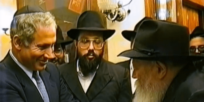 Benjamin Netanyahu LUCREAZA PENTRU VENIREA LUI… MESIA IUDAIC (Antihrist)