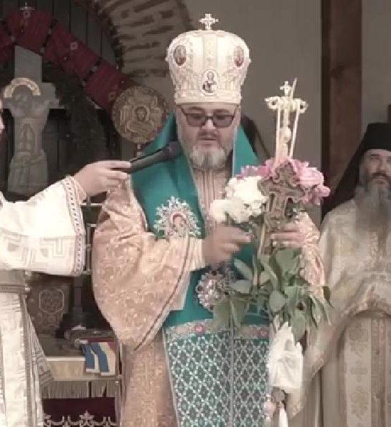 """PS AMBROZIE, Episcopul Giurgiului: """"NU POATE NIMENI SĂ NE SPUNĂ CUM SĂ FACEM SFÂNTA ÎMPĂRTĂȘANIE! <i>Statul în care trăim a arătat că nu are iubire față de popor și politicienii s-au cocoțat, ca întotdeauna, pe coronavirus, dar VOR AVEA PE CONȘTIINȚĂ OAMENI""""</i> (video, text)"""