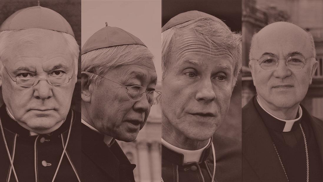 """REACȚIE PUTERNICĂ ÎN SPAȚIUL CATOLIC ÎMPOTRIVA """"ODIOASEI TIRANII TEHNOLOGICE"""". Cardinali, episcopi, medici, jurnaliști și avocați semnează un APEL în care avertizează asupra pregătirii unui GUVERN MONDIAL DISCREȚIONAR prin măsurile de combatere a pandemiei și reclamă AUTONOMIE în ceea ce privește CULTUL LITURGIC"""