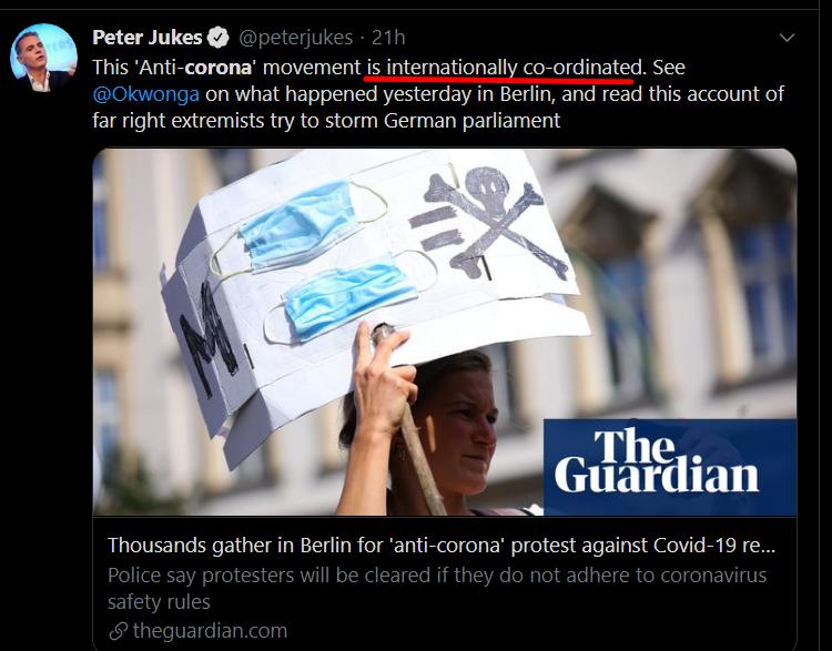 """NEGAȚIONIȘTII, EXTREMA DREAPTĂ, CONSPIRAȚIONIȘTII. Proteste """"anti-corona"""" în mai multe orașe europene, întâmpinate prin minimalizare sau demonizare de presa mainstream/ ROBERT F. KENNEDY la protestul din Berlin: <em>""""Singurul lucru de care are nevoie un guvern pentru a-și transforma oamenii în sclavi este FRICA""""</em>"""
