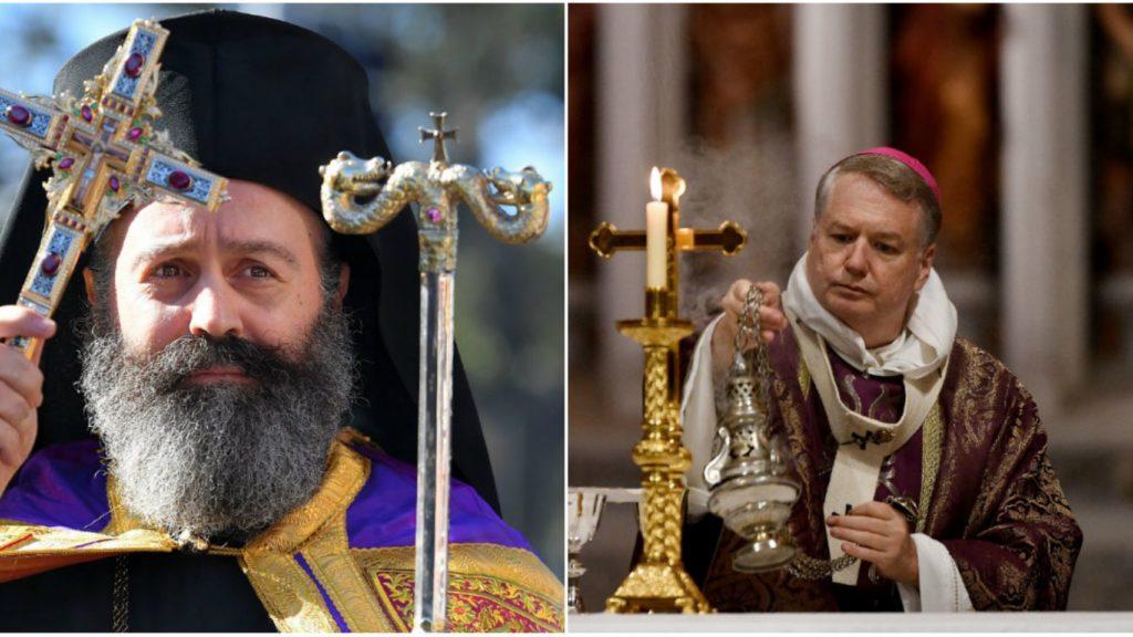 Arhiepiscopul Macarie al Australiei și alți lideri creștini protestează față de VACCINUL anti-Covid al ASTRAZENECA. Motivul: recoltarea țesutului fetal s-a făcut de la un COPIL AVORTAT