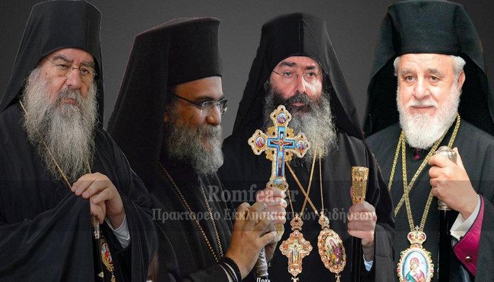 """Arhiepiscopul Ciprului, Hrisostom, RECUNOAȘTE printr-o decizie unilaterală și surprinzătoare, fără o decizie sinodală, structura ecleziastică autocefală din UCRAINA. Mitropolitul Athanasie de Limassol și alți ierarhi contestă <em>""""ÎNCĂLCAREA FLAGRANTĂ a regulilor Bisericii noastre Ortodoxe și a funcționării acesteia""""</em>"""