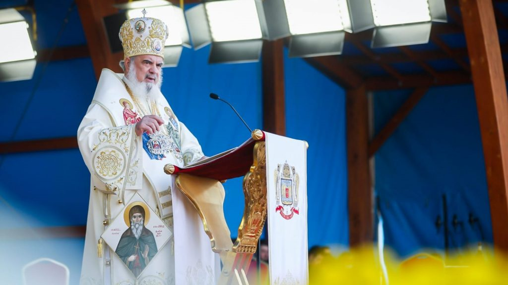 Predică-avertisment fără precedent a Patriarhului Daniel