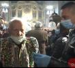 RAZIE ÎN BISERICĂ în timpul Sfintei Liturghii, de sâmbăta morților (Video). Au fost date 22 de amenzi