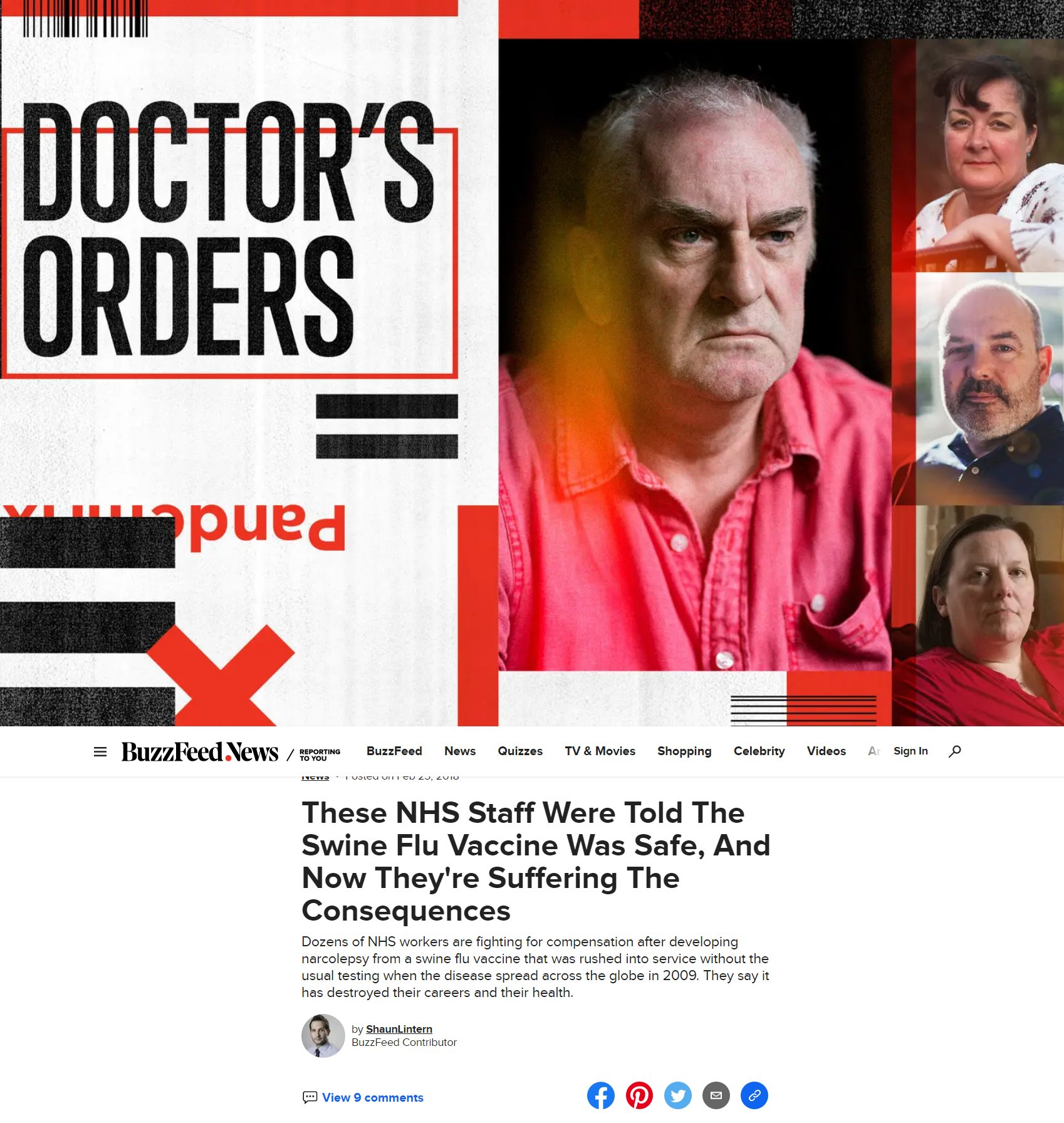 """British Medical Journal critică """"ȘTIINȚA PRIN COMUNICATE"""" folosită de producătorii vaccinurilor Covid-19/ Un precedent important: VACCINUL ÎMPOTRIVA GRIPEI PORCINE/ Didier Raoult: Vaccinurile anti-covid sunt SF și Publicitate/ Astărăstoae despre EXPERIMENTUL PFIZER: Nu cred în altruismul marilor companii farmaceutice/ Elveția rămâne PRUDENTĂ față de vaccinurile anti-covid/ Strategia vaccinării: CONDIȚIONARE, NU OBLIGARE FORMALĂ/ Bill Gates anunță 6 vaccinuri anti-covid"""
