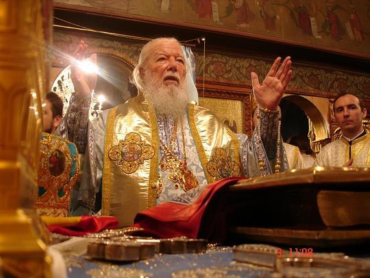 Patriarhul Teoctist, de la membru al Miscarii Legionare la turnator la Securitatea comunista