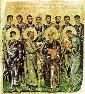 SOBORUL SFINTILOR APOSTOLI