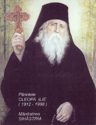 Parintele Cleopa: CRUCEA INSEAMNA IUBIRE!