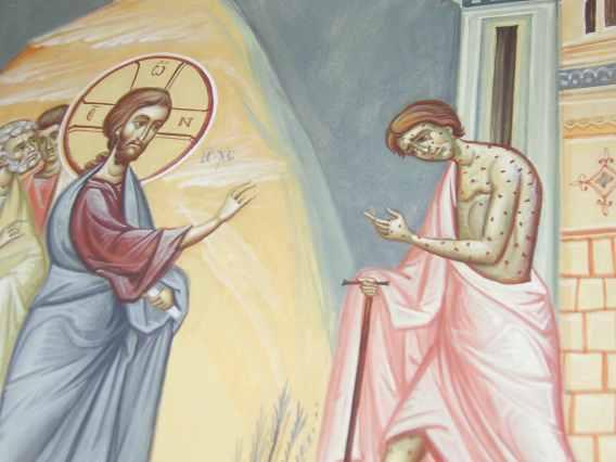 DUMINICA VINDECARII CELOR ZECE LEPROSI – Intre marinimia fara margini a Domnului si micimea noastra de suflet