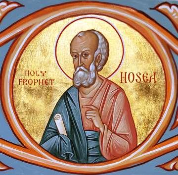 PROOROCUL OSEA sau cântul milei si al suferintei mistuitoare ale lui Dumnezeu pentru om
