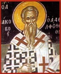 SFANTUL IACOV, apostolul si mucenicul credintei lucratoare