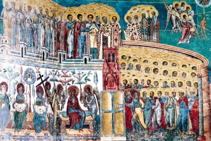PARINTELE EPIFANIE COMBATE EXTREMISMELE STILISTE si arata cum Biserica intotdeauna a lucrat cu ICONOMIE si DREAPTA SOCOTEALA