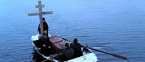 Parintele Rafail Noica despre filmul OSTROV, o… insula de duhovnicie in lumea filmului