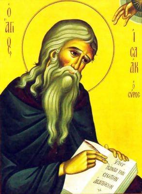 Sfantul Isaac Sirul: <i>&#8220;Calea lui Dumnezeu e CRUCEA DE FIECARE ZI, caci nimenea nu s-a suit la cer cu RASFATUL&#8221;</i>