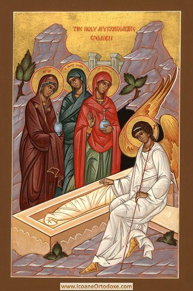 Mironositele si Apostolii – INIMA SI CHIBZUINTA