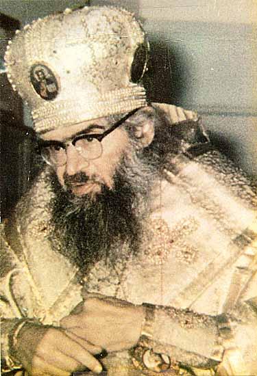 Sfantul Ioan Maximovici si DECLINUL PATRIARHIEI CONSTANTINOPOLEI