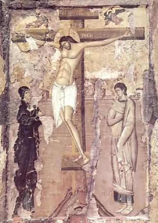 Sf. Ioan Gura de Aur: SA NU NE RUSINAM DE TAINA CRUCII!
