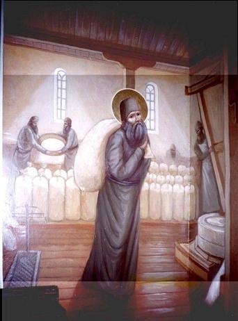 Sfantul Siluan – OMUL SMERENIEI DESAVARSITE