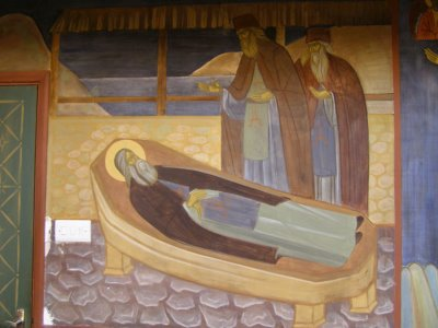 Sfantul Siluan Athonitul – ARDERE NESTINSA DE IUBIRE IN RUGACIUNEA PENTRU LUME