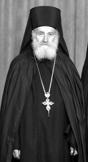 Parintele Serafim Alexiev si intristarea pentru apostazia generala