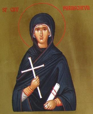 Sfanta Cuvioasa Maica noastra Parascheva – iradierea luminii lui Hristos cel inviat
