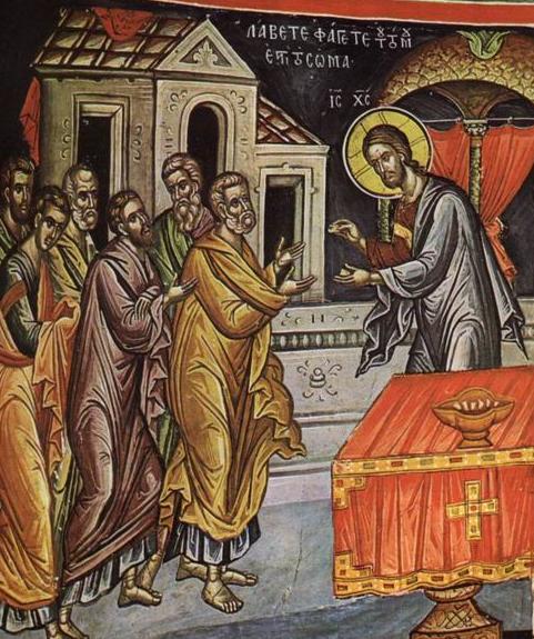MARTURISIRE SI IMPARTASIRE – Sfantul Grigorie Palama
