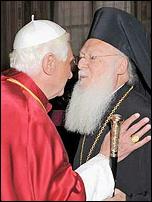 Documentul de la Ravenna şi primatul papei