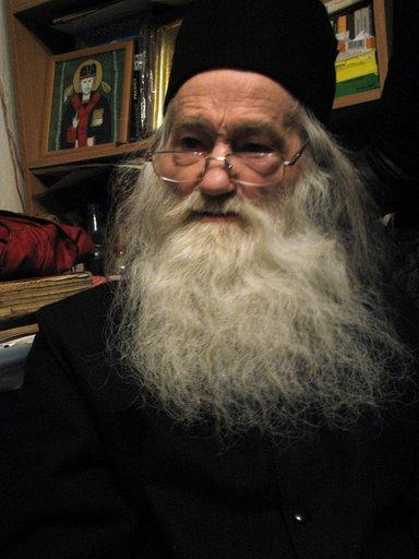 "PARINTELE JUSTIN PARVU IN ATITUDINI, NR.4: ""Suntem printre ultimii supravietuitori ai Ortodoxiei"""