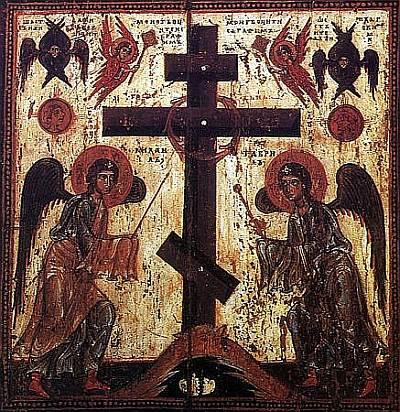 LUAREA CRUCII CA DEVENIRE INTRU HRISTOS – Predica la Duminica Sfintei Cruci (1967) a Cuviosului Justin Popovici