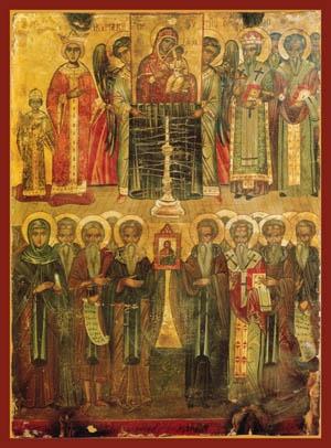 SINODICONUL ORTODOXIEI – o pravila uitata a Sfintei Traditii, randuita pentru Duminica Ortodoxiei