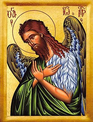 NASTEREA SFANTULUI IOAN BOTEZATORUL, prietenul smerit al Mirelui-Hristos si trezitorul constiintelor noastre