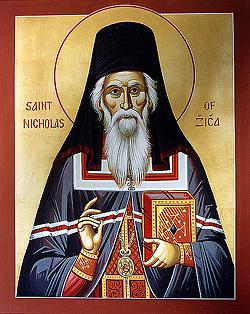 Sf. Nicolae Velimirovici: CUVANT PUTERNIC LA POMENIREA MORTILOR