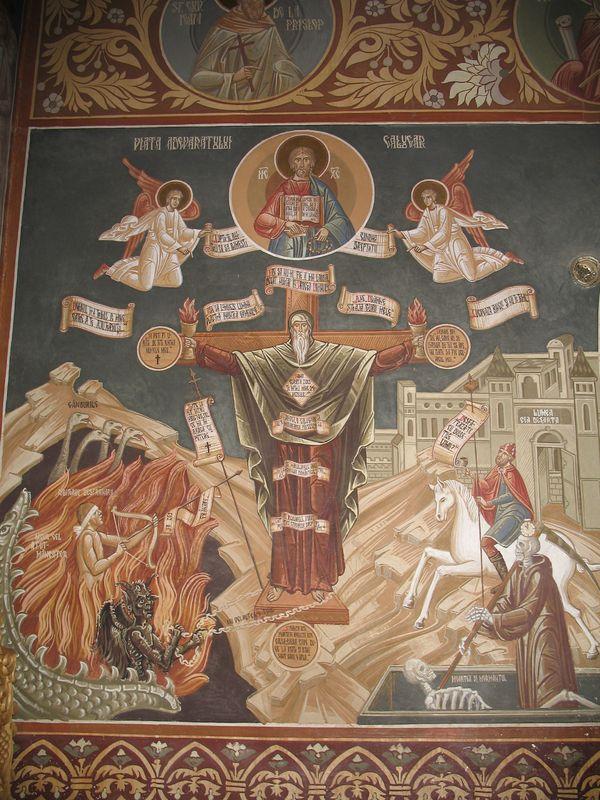 Sfantul Nicodim Aghioritul (14 iulie): CUM SA LUPTAM IMPOTRIVA PATIMILOR TRUPESTI