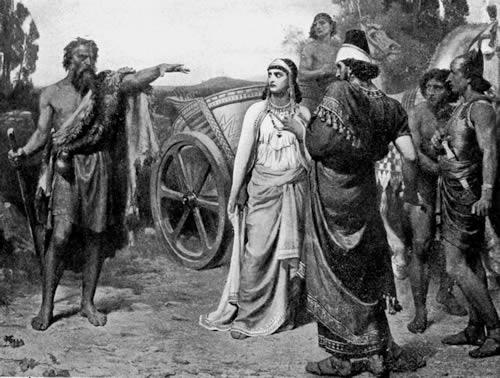 Intru aceasta zi, cuvant al Sfantului Ioan Gura de Aur, DESPRE FEMEILE CELE RELE
