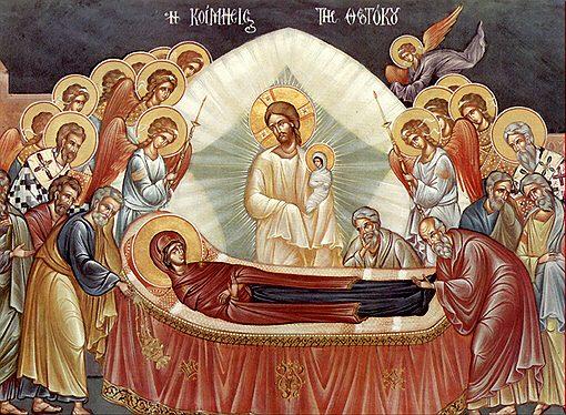 Cuvant intru lauda Preasfintei Nascatoare de Dumnezeu al SFANTULUI ANTIM IVIREANUL