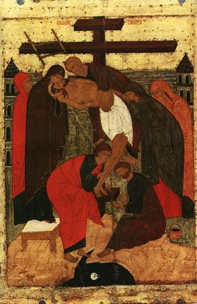 "CRESTINUL NEAPARAT TREBUIE SA FIE UN NEVOITOR. <i>""De pe Cruce nu te pogori, altii te iau""</i>"