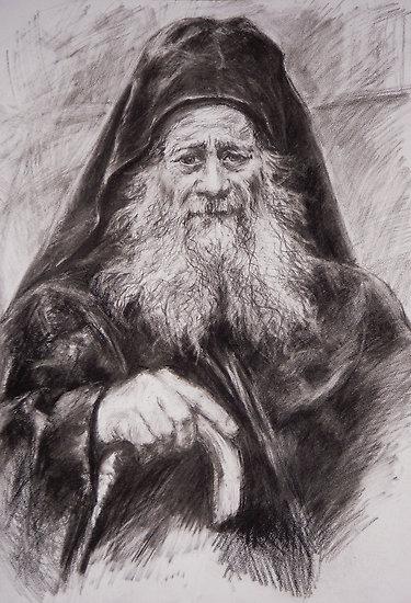 Parintele Efrem Filotheitul povestind despre STARETUL IOSIF ISIHASTUL. <i>&#8220;Ai vazut om inselat? Din pricina gandurilor nemarturisite a patimit aceasta&#8221;</i>